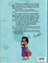 Verso de Le journal de Carmilla -4- Delphinothérapie