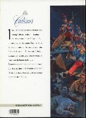 Verso de Courtisanes -2- Des barricades pour Eva