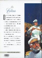 Verso de Courtisanes -4- Un clipper pour Eva