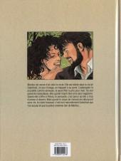 Verso de La mémoire des arbres -INT7- Le tempérament de Marilou