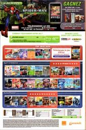 Verso de Marvel Heroes Hors Série (Marvel France - 2008) -5- Civil War : House of M