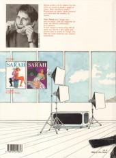 Verso de Le destin de Sarah -3- Le sourire de Sarah