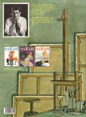Verso de Le destin de Sarah -4- La cité des fusains
