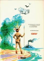 Verso de Les dirigeables de l'Amazone -2- La course aérostière