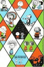 Verso de Free Comic Book Day 2007 - Unseen peanuts