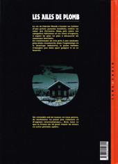 Verso de Les ailes de Plomb -1- Vol de nuit