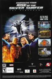 Verso de The amazing Spider-Man Vol.2 (Marvel comics - 1999) -543- Back in Black Part 5: An Incident on the Fourth Floor