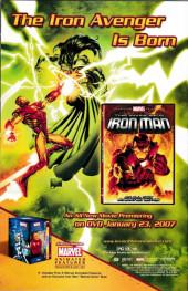 Verso de Amazing Spider-Man (The) Vol.2 (Marvel comics - 1999) -538- The War at Home Part 7