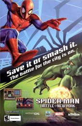 Verso de Amazing Spider-Man (The) Vol.2 (Marvel comics - 1999) -536- The War at Home Part Five