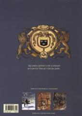 Verso de Sept Cavaliers - La Saga des Pikkendorff -1a2010- Le Margrave héréditaire