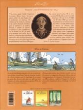 Verso de L'Île au trésor (Simon) -3- Volume 3