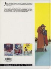 Verso de Le fou du Roy -3- Les dindons de la farce