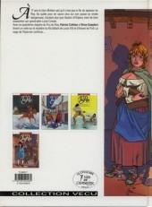 Verso de Le fou du Roy -4- Le Roy et l'ombre