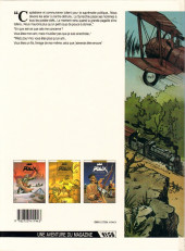 Verso de Les poux (Mouquet/Stalner) -3- Nitchevo! Camarades