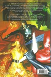 Verso de Project superpowers  -1- La boîte de pandore