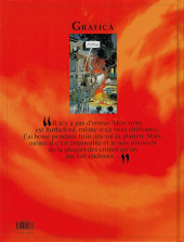 Verso de Le lièvre de Mars -4- Le lièvre de Mars 4