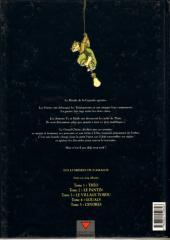 Verso de Les lumières de l'Amalou -5- Cendres