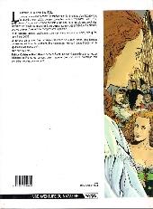 Verso de Le masque de fer (Cothias/Marc-Renier) -1- Le temps des comédiens