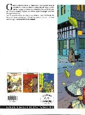Verso de Le masque de fer (Cothias/Marc-Renier) -3- Blanches colombes