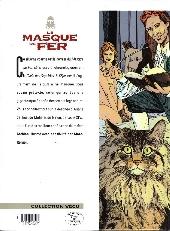 Verso de Le masque de fer (Cothias/Marc-Renier) -6- Le roi des comédiens