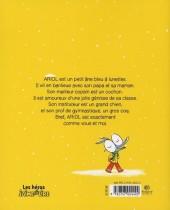 Verso de Ariol (2e Série) -2- Un petit âne comme vous et moi