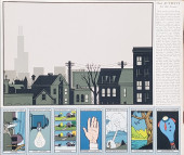 Verso de ACME Novelty Library (The) (1993) -5- Jimmy Corrigan