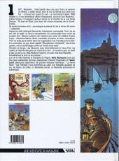 Verso de Les pêcheurs d'étoiles -4- 26, rue de la belle marinière Marseille