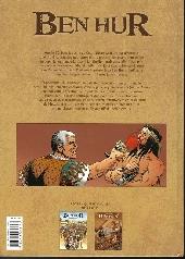 Verso de Ben Hur (Mitton) -2- Livre deuxième : Quintus Arrius