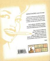 Verso de Atalante - La Légende -HS3- Sketchbook Hors-série #1 : Crisse - Atalante