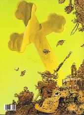 Verso de Pixies -1- Le cercle des Caraquins