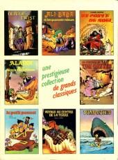 Verso de Grands classiques (De La Fuente) - Le Petit Poucet