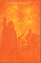 Verso de Marvel Icons (Marvel France - 2005) -52V- Asile de fous