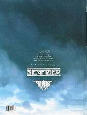 Verso de Siegfried -2- La Walkyrie