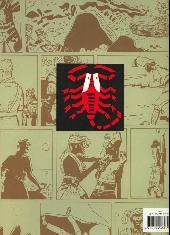 Verso de Les scorpions du Désert -INT1- Tome 2 et 3 en couleur