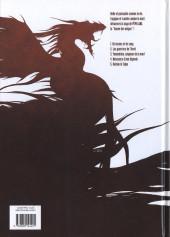 Verso de Péma Ling -5- Katouk le tulpa
