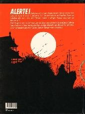 Verso de Raoul Fulgurex -1- Dans le secret du mystère