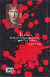 Verso de Sang pour sang -2- Le train de l'abattoir
