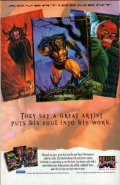 Verso de Ghost Rider/Blaze: Spirits of Vengeance (Marvel - 1992) -4- Choices