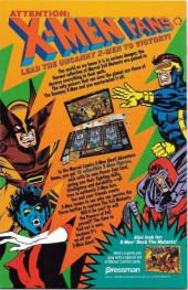 Verso de Ghost Rider/Blaze: Spirits of Vengeance (Marvel - 1992) -5- Spirits of Venom part 2 : chasing shadows