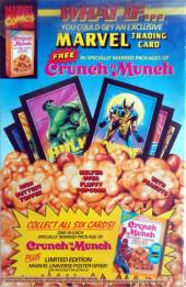 Verso de Ghost Rider/Blaze: Spirits of Vengeance (Marvel - 1992) -9- Carnival of death part 1