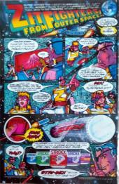 Verso de Ghost Rider/Blaze: Spirits of Vengeance (Marvel - 1992) -10- Carnival of death part 2 : a storm of vengeance