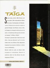 Verso de Taïga -3- Le miroir d'Allah