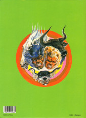 Verso de La terre de la bombe -4- Les cracheuses oniriques