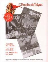 Verso de Trigan -2- La mort rouge