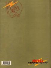 Verso de Bob Fish - Tome 1c87