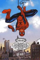Verso de Amazing Spider-Man (The) Vol.2 (Marvel comics - 1999) -18- Homeward bound