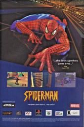 Verso de Amazing Spider-Man (The) Vol.2 (Marvel comics - 1999) -26- The mask