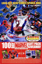 Verso de Amazing Spider-Man (The) Vol.2 (Marvel comics - 1999) -42483- A strange turn of events