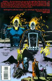 Verso de Ghost Riders: Crossroads (Marvel - 1995) - Crossroads