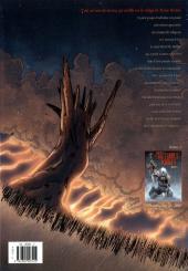 Verso de Nocturnes rouges - Origines -1- L'héritage du chasseur